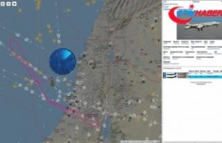 Bu kez İsrail uçakları Suriye'deki Rus askeri...