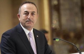 """Çavuşoğlu: """"Hiçbir ülke uluslararası hukukun..."""