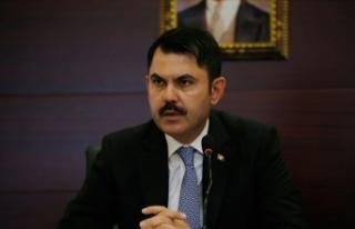 Çevre ve Şehircilik Bakanı Kurum: Kadıralak yaylamız...