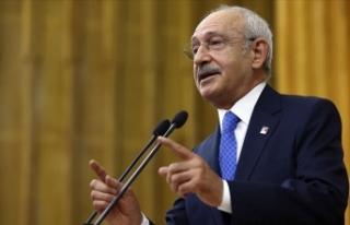 CHP Genel Başkanı Kılıçdaroğlu: Darbe girişimi...