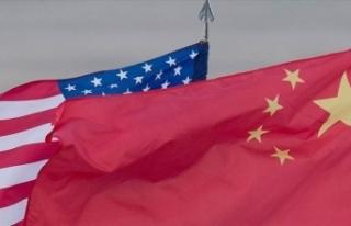 """Çin'den """"ABD ile ticaret savaşından korkmuyoruz""""..."""