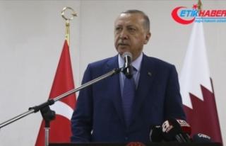 Cumhurbaşkanı Erdoğan: Hiç kimse ülkemizin bu...