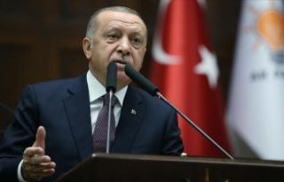 Cumhurbaşkanı Erdoğan: Libya'da barışa giden...