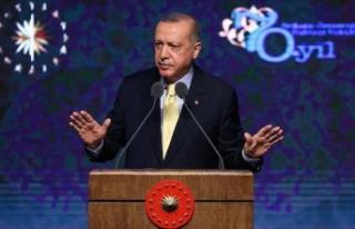 Cumhurbaşkanı Erdoğan: DEAŞ elebaşı Bağdadi'nin...