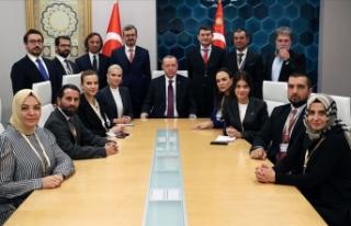 Cumhurbaşkanı Erdoğan: S400'ü bırakıp tamamen...