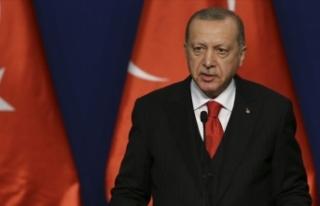 Cumhurbaşkanı Erdoğan: Suriye'nin birliğine,...