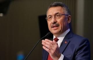 Cumhurbaşkanı Yardımcısı Oktay: Finansman ihtiyacı...