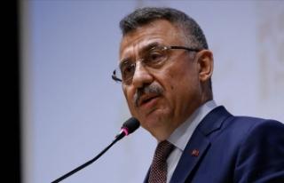 Cumhurbaşkanı Yardımcısı Oktay: Kazakistan'la...