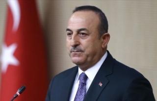 Dışişleri Bakanı Çavuşoğlu: Kıbrıs konusunda...