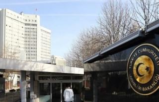 Dışişleri Bakanlığı: 'Depremde de Arnavutluk'un...