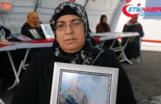 Diyarbakır annelerinden Altıntaş: Ya oğlumu alacağım...