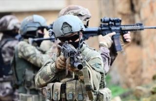 Diyarbakır'da 1 terörist daha etkisiz hale...