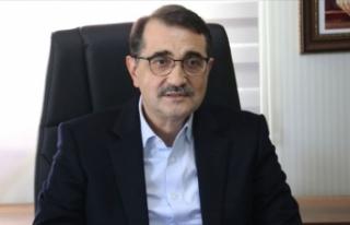 Enerji ve Tabii Kaynaklar Bakanı Dönmez: Ada'nın...