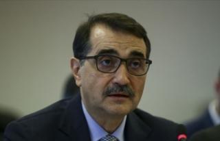 Enerji ve Tabii Kaynaklar Bakanı Dönmez: Doğu Akdeniz'de...