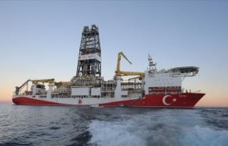 Enerji ve Tabii Kaynaklar Bakanı Dönmez: Fatih gemisi...