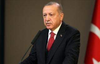 Erdoğan: UEFA'nın Milli Takımımıza ve kulüplerimize...