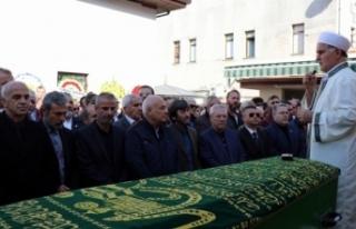 Eski milli futbolcu Oğuz Çetin'in babası son...