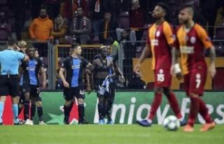 Galatasaray Avrupa'da mazisini arıyor