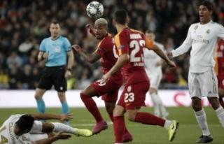 Galatasaray, Avrupa'da 284. kez sahne alıyor
