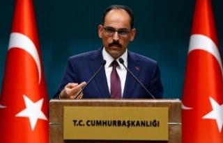 'Harekat, bir terör devleti kurmayı hedefleyen...