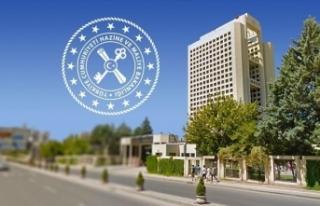 Hazine 8,7 milyar lira borçlandı
