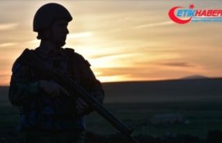 İç güvenlik operasyonlarında bir ayda 175 terörist...