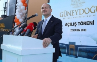 İçişleri Bakanı Soylu: Biz bir yeri sömüren...