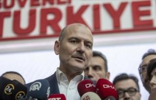 İçişleri Bakanı Soylu: Biz kimsenin DEAŞ mensubunun...