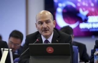 İçişleri Bakanı Soylu: İHA'ların tespit...