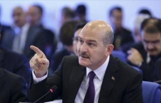 İçişleri Bakanı Soylu: Şu anda FETÖ'ye...