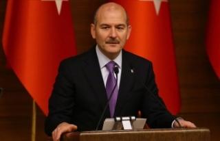 İçişleri Bakanı Soylu: Türkiye'de 2018 ve...
