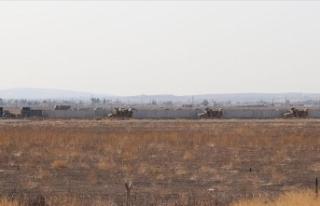 İkinci Türk-Rus kara devriyesi gerçekleştirildi