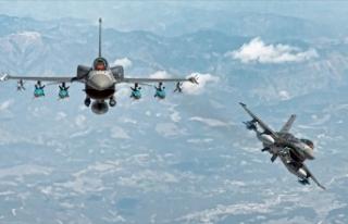 Irak'ın kuzeyinde 10 PKK'lı terörist etkisiz...