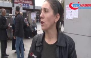 İstanbul'da yediği ottan zehirlenen kadın konuştu