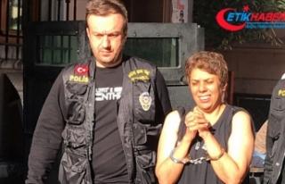Karaköy'de başörtülü kadına saldırının...