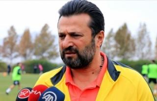 Kayserispor Teknik Direktörü Uygun: Başarı için...
