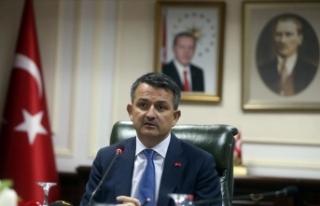 Kırsal kalkınmada 133 proje için 166 milyon lira...