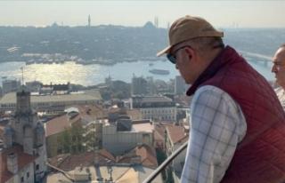 Kültür ve Turizm Bakanı Ersoy İstanbul'un...
