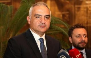 Kültür ve Turizm Bakanı Ersoy: Sinema sektörüne...