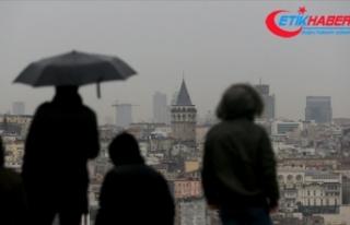 Marmara'da sıcaklık 4 ila 8 derece azalacak