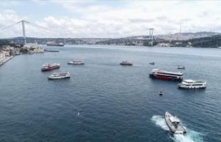 Marmara Bölgesi'nde sıcaklıklar mevsim normalleri...