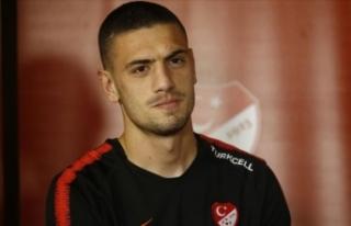 Merih Demiral, EURO 2020 Elemeleri'nin en iyi...