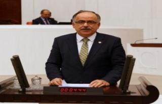 """MHP'li Mustafa Kalaycı: """"Konya'nın ulaşım..."""