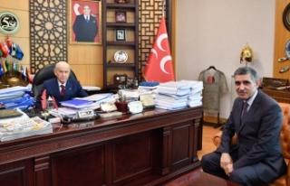 MHP Lideri Bahçeli erken seçim bekleyenlerin hayallerini...