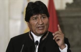 Morales'den BM ve Katolik Kilisesi'ne arabulucuk...