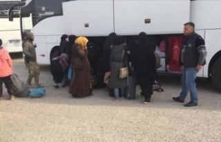 MSB: 593 Suriyeli kardeşimiz güvenli şekilde Tel...