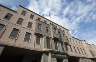 MSB'den KKTC bayrağının yakılmasına kınama