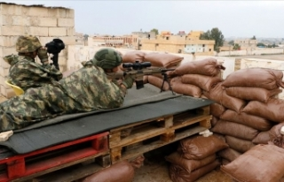 MSB: PKK/PYD'li teröristler Barış Pınarı...