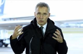 NATO Genel Sekreteri Stoltenberg: AB Avrupa'yı...