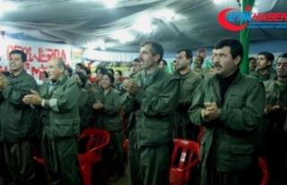 """PYD elebaşı """"Mazlum Kobani"""" kod adlı terörist..."""